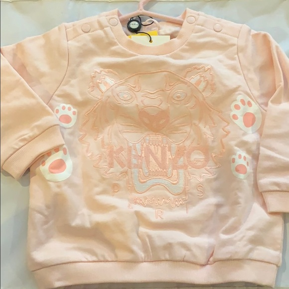 88db5bd07d14 NWT Kenzo Tiger sweater size 2A